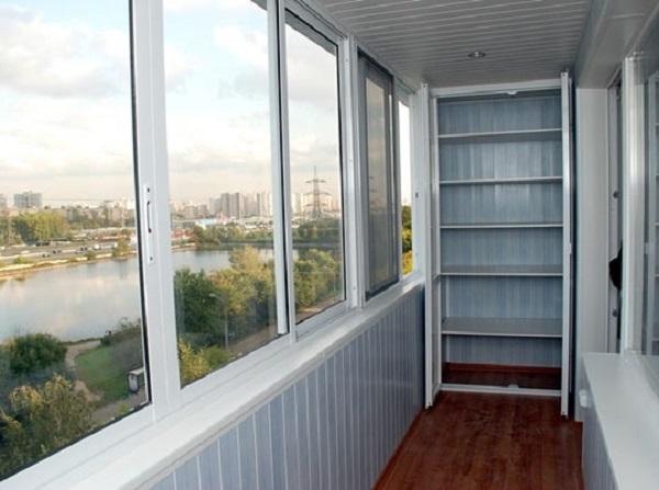 Как выбрать шкаф на балкон: варианты угловой пластиковый шка.