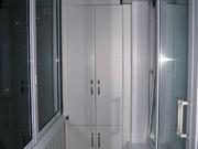 Изготовление корпусной мебели для балконов и лоджий.  - foto 2