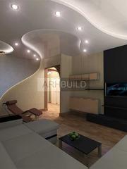 Дизайн интерьера жилых и общественных помещений - foto 6