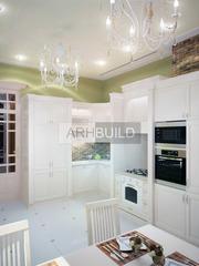Дизайн интерьера жилых и общественных помещений - foto 8