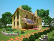 Разработка дизайна фасадов здания - foto 2