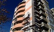 Выполняем работы по покраске фасадов зданий. - foto 1