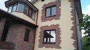 Фасадные работы,  отделка,  облицовка фасадов - foto 1