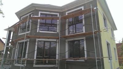 Вентилируемые фасады,  монтаж керамогранита - main