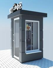 Киоски - автоматы для продажа кофе. - foto 0