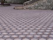 Профессиональная укладка тротуарной плитки - foto 0