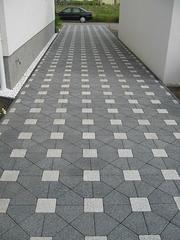 Профессиональная укладка тротуарной плитки - foto 1
