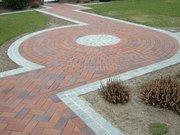 Профессиональная укладка тротуарной плитки - foto 2