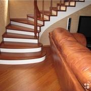 Лестницы из твердых пород дерева - foto 1