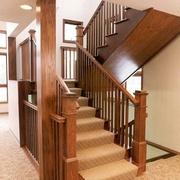 Лестницы из твердых пород дерева - foto 2