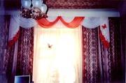 Пошив штор и гардин на заказ из своего материала и материала заказчика - foto 3